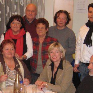 Der SPD-Vorstand besucht die AWO